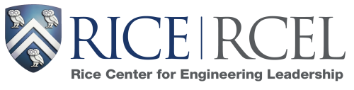 Rice Center for Engineering Leadership Logo