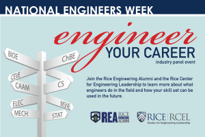 Engineer Your Career – Industry Panel Event