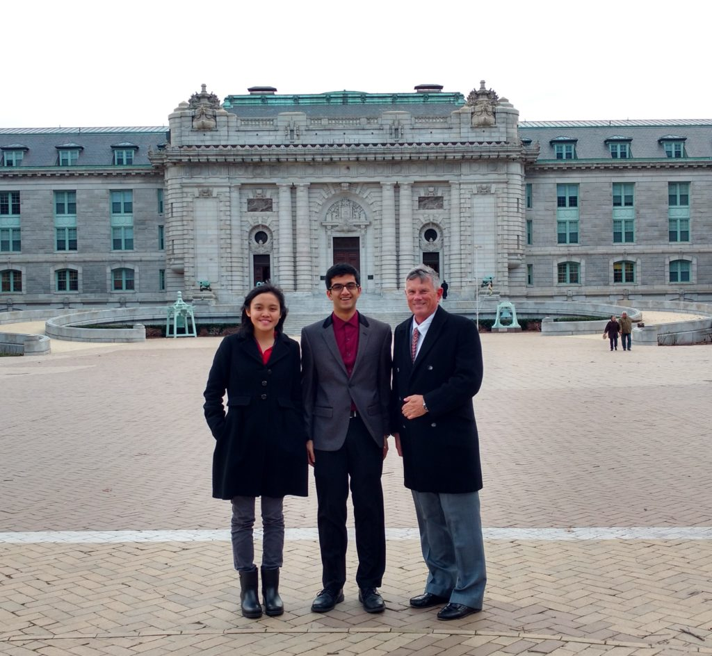 RCEL students experience new perspectives of leadership at US Naval Academy and West Point conferences