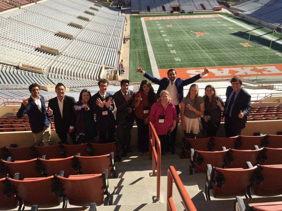 RCEL sends student to Hatton W. Sumners Student Leadership Conference in Austin, Texas