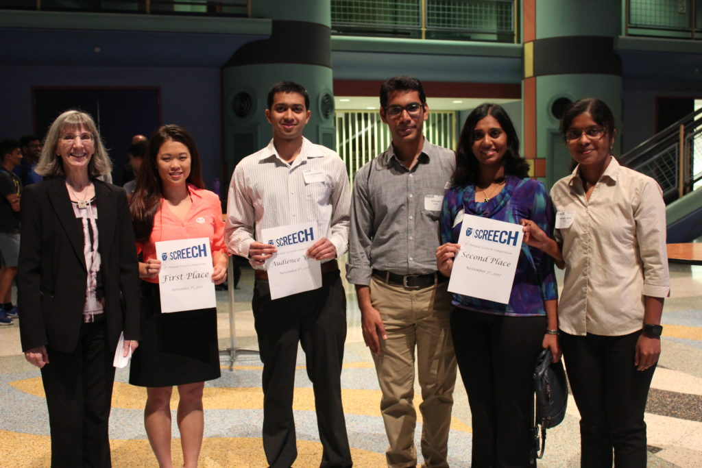 Health sciences dominate winning Screech pitches